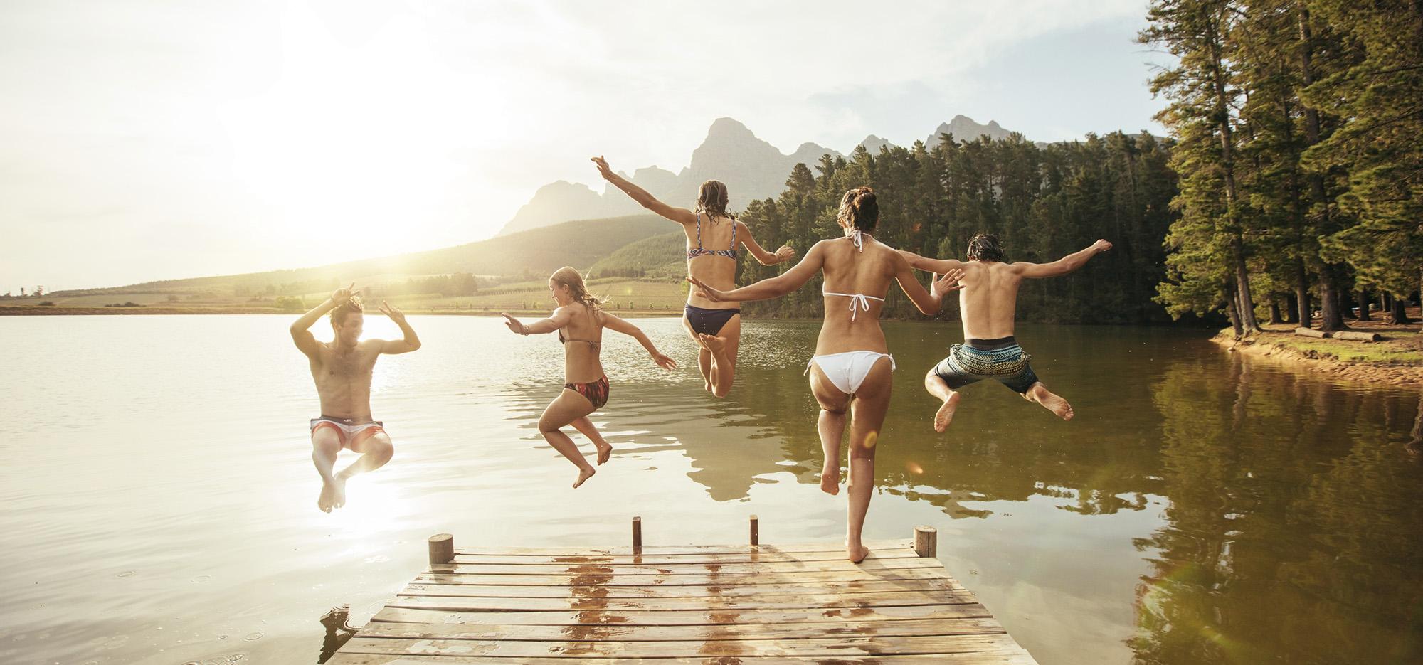 Cours privé de natation