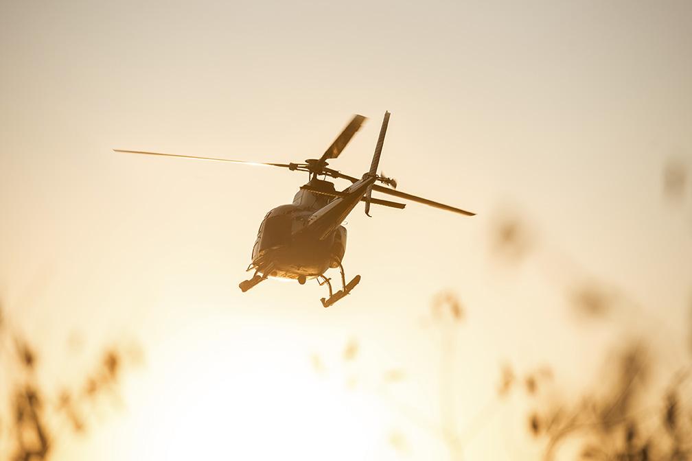 Cadeau insolite et origina pour la Saint Valentin, un tour en hélicoptère