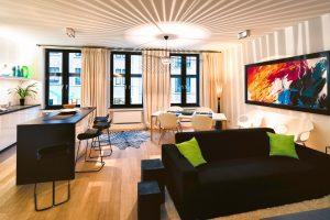 Charles' Home, des chambres d'hôtes appartement de luxe à Bruxelles