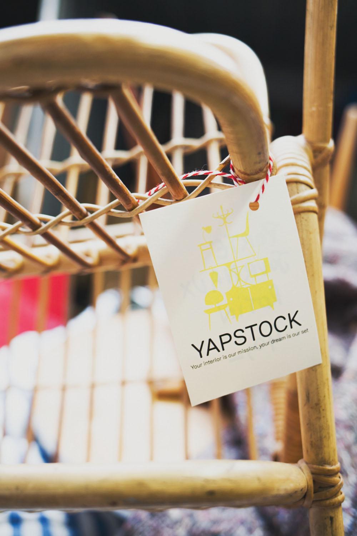 yapstock, locationde mobilier vintage pour particuliers et professionnels