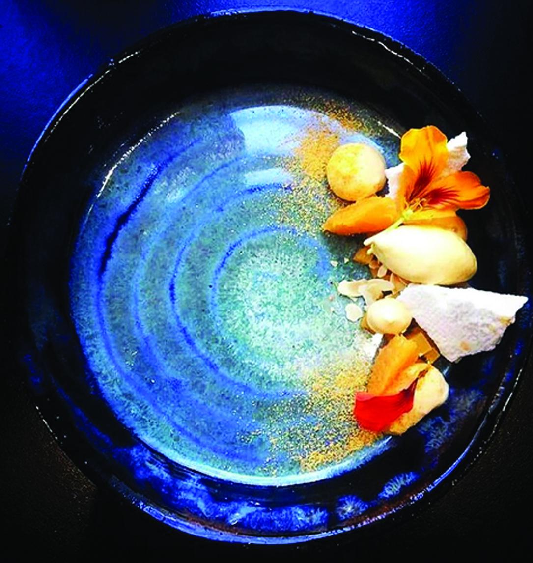 Eden, le restaurant éphémère dans un jardin gastronomique près de Bruxelles