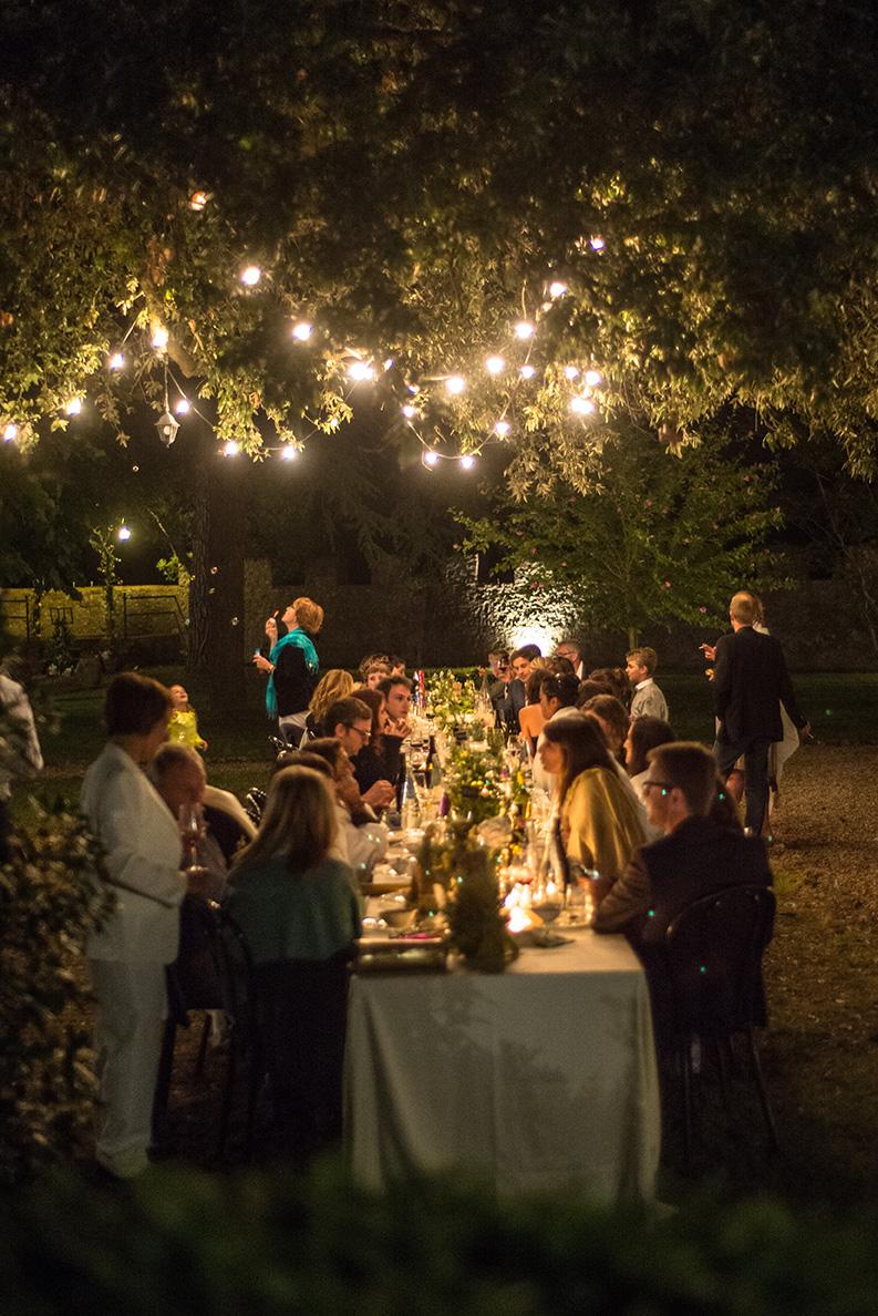 Mariage à l'italienne en Toscane