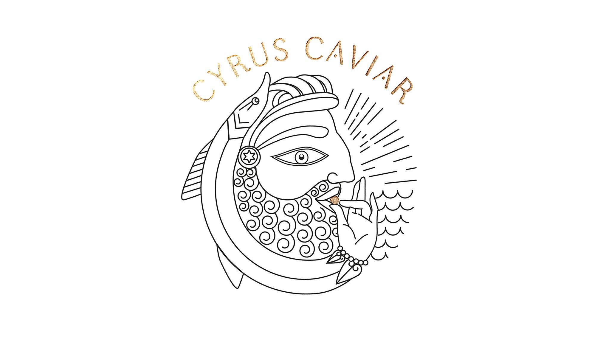 Picnic insolite avec Cyrus Caviar